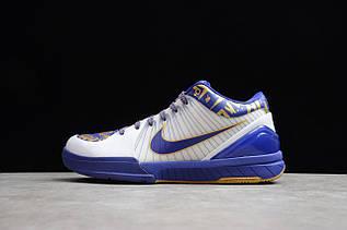 Кроссовки мужские Nike Zoom Kobe 4 Protro / ZKM-021 (Реплика)
