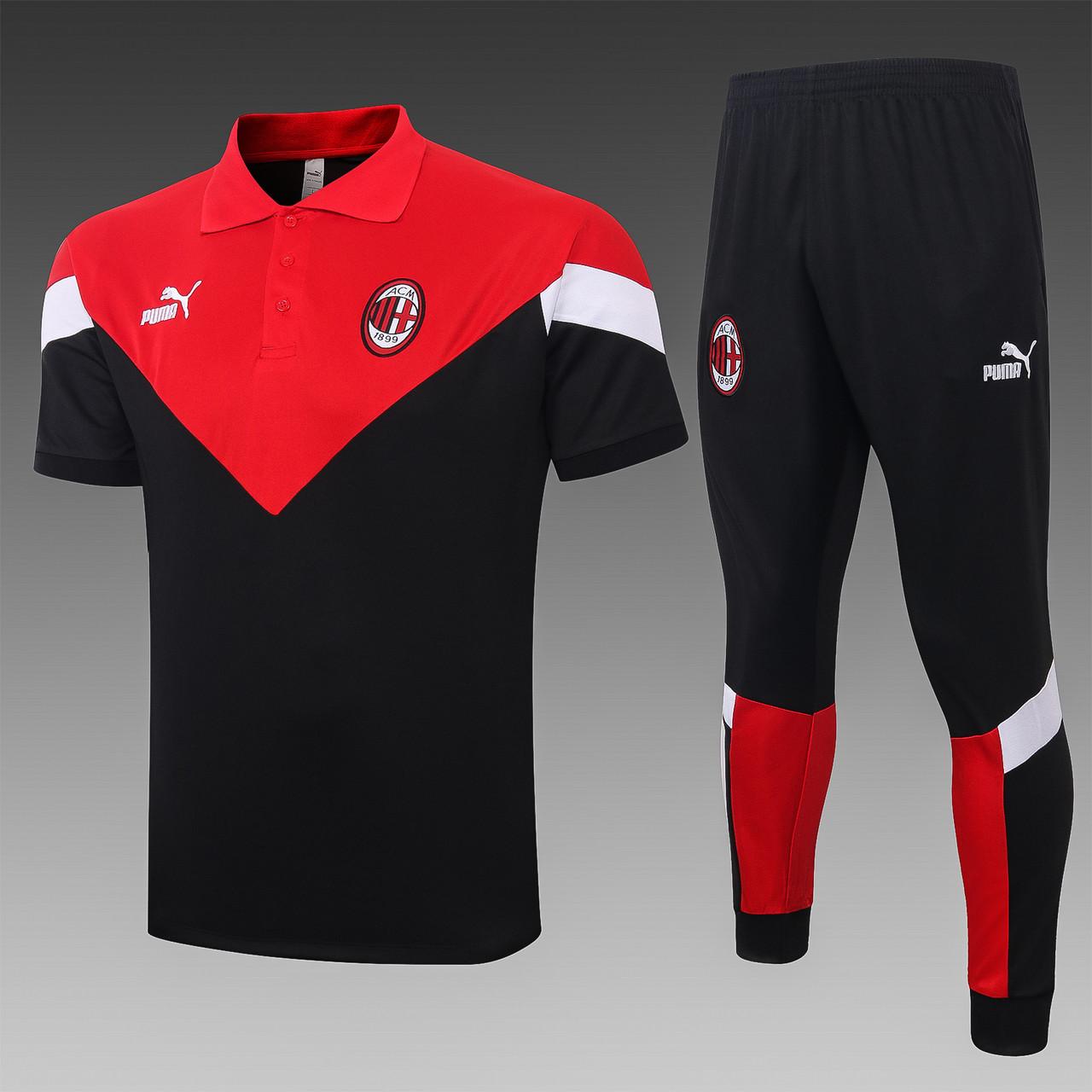 Летний тренировочный костюм Милан 20-21