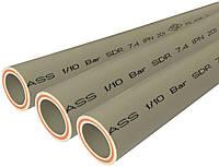Труба полипропиленовая со стекловолокном Kalde PPR Fiber PIPE 25 мм PN 20