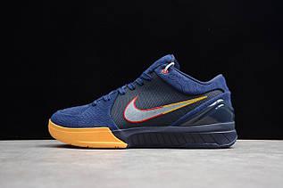 Кроссовки мужские Nike Zoom Kobe 4 Protro / ZKM-022 (Реплика)