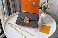 Сумка - клатч женская Louis Vuitton Croisette (Луи Витон)