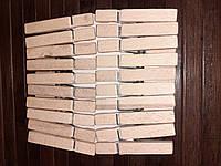 Прищепка деревянная 20шт/уп