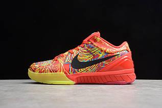 Кроссовки мужские Nike Zoom Kobe 4 Protro / ZKM-024 (Реплика)