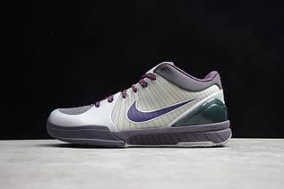 Кроссовки мужские Nike Zoom Kobe 4 Protro / ZKM-025 (Реплика)