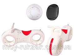 Беговел детский TRON GS-0020, белый, Bluetooth, LED-подсветка