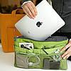 Органайзер Bag in bag maxi зеленый