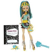 Кукла Monster High Нефера де Нил Базовая с питомцем - Nefera De Nile Basic