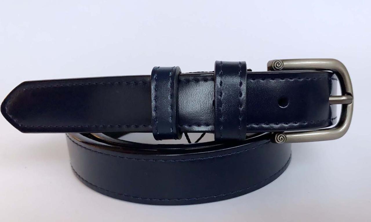 Жіночий ремінь синього кольору, 140/170 грн (ціна за 1шт.+30 грн)