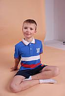 Поло для мальчиков подростковые Buddy Boy.разм 8-16,материал Lacoste