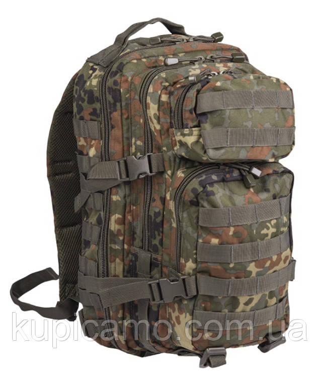 "Рюкзак Sturm ""Mil-tec"" us ASSAULT Pack SM FLECKTARN 24л"