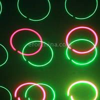 Цветомузыка лазерная 222