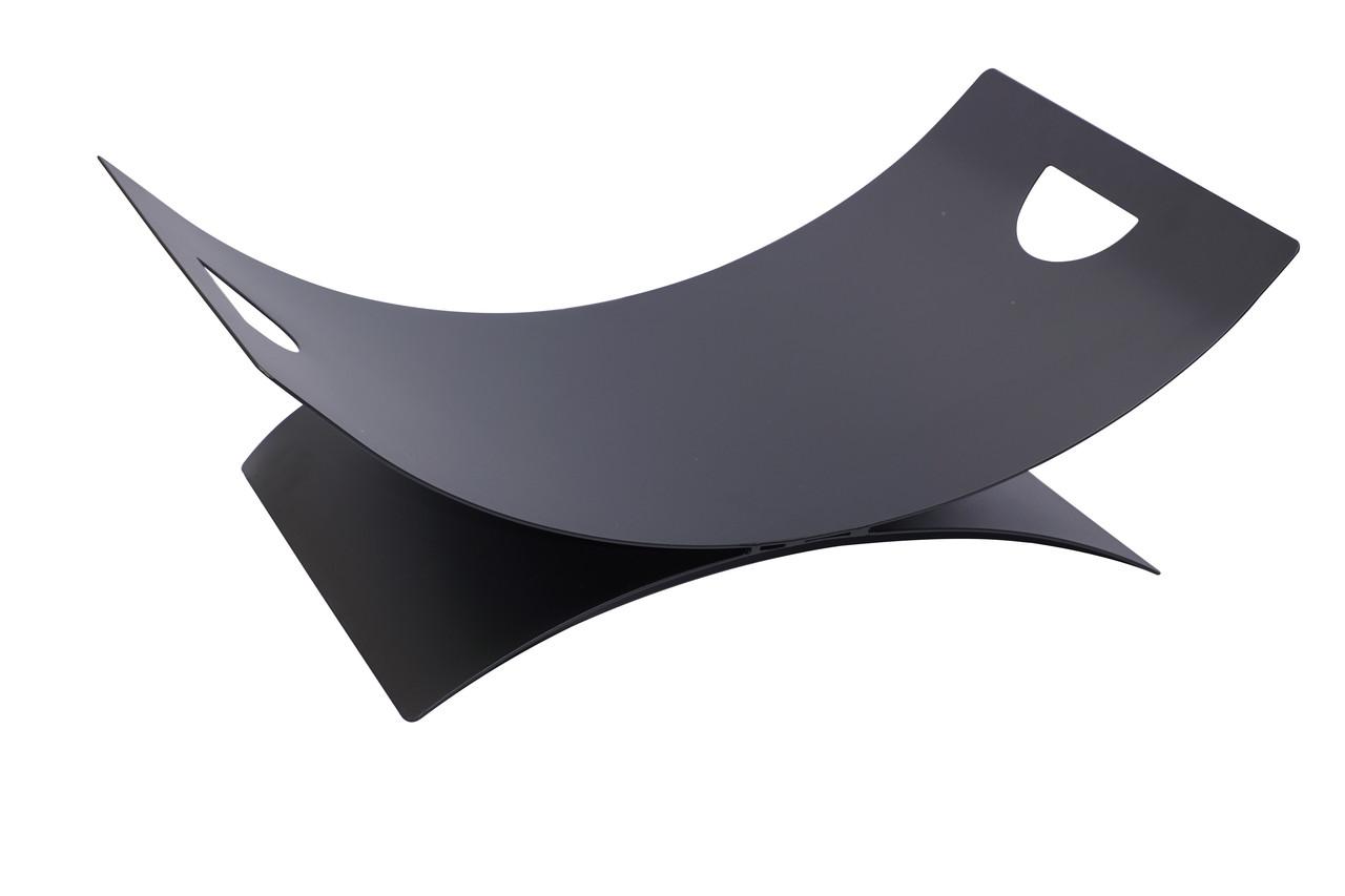 Подставка для дров металлическая  H190B