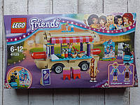 LEGO Friends 41129 Парк развлечений: фургон с хот-догами 41129