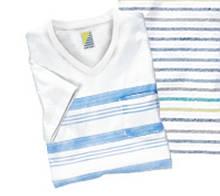 Стильная мужская хлопковая футболка с карманом от Watsons, Германия, размер S=44-46