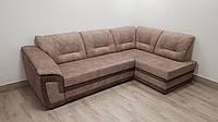 Угловой диван «Президент» кортекс от производителя + Видео