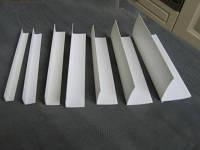 Пластиковый угол ПВХ 10х10 от производителя