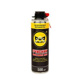 Очиститель монтажной пены Budmonster 500 мл BudMonster