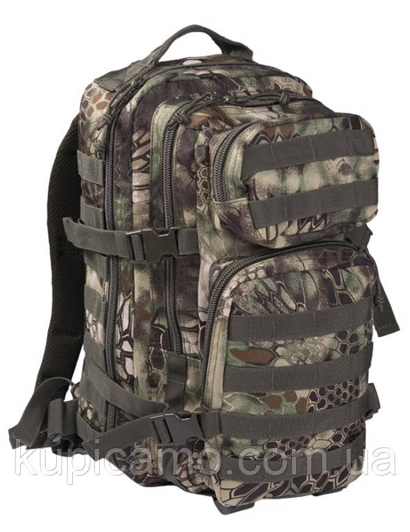 "Рюкзак Sturm ""Mil-tec"" us ASSAULT Pack SM MANDRA WOOD 24л"