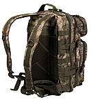 "Рюкзак Sturm ""Mil-tec"" us ASSAULT Pack SM MANDRA WOOD 24л, фото 2"
