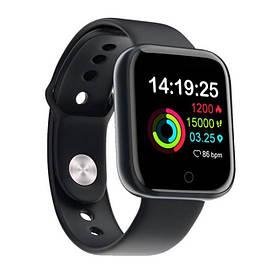 Смарт часы браслет Smart Watch D20 фитнес трекер