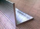 Угол алюминиевый 25х25х2 равнополочный равносторонний, фото 3