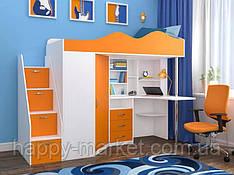 Кровать -чердак КЧ-2214