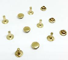 Хольнитен 6 мм золото ( в упаковке 1000 штук )
