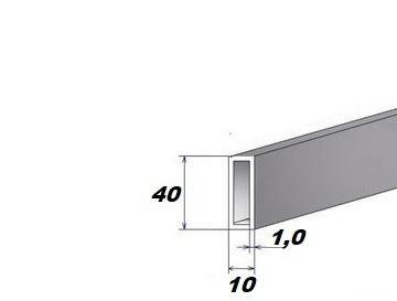 Обналичка рамы для ставней (40*10*1,0) м-