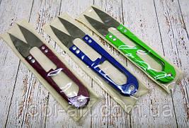 Ножиці для підрізування ниток, 105мм, MGS. (колір на вибір продавця)