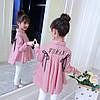 Стильна сорочка для дівчинки