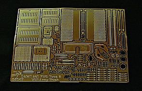 Набор деталировки для сборной модели FWD Type B Первой мировой войны. 1/35 VMODELS 35047