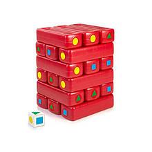 Игра Большая Дженга 18 блоков Feber 12607