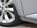 Бризковики MGC седан Skoda SuperB (Шкода СуперБ) 2016-2020 р. в. комплект 4 шт 3V0075111, 3V0075101, фото 6