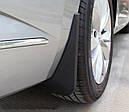 Бризковики MGC седан Skoda SuperB (Шкода СуперБ) 2016-2020 р. в. комплект 4 шт 3V0075111, 3V0075101, фото 7