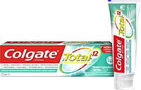 Colgate Total 12 Pro зубная паста 75 мл Профессиональная чистка Гель