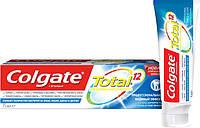 Colgate Total 12 Pro зубная паста комплексная профессиональная видимый эффект 75 мл