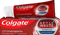 Colgate Optic White зубная паста Мгновенное Отбеливание 75 мл