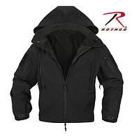 Куртка тактическая ОРС (SOFT SHELL ) цвет черный  США