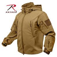 Куртка тактическая ОРС  (SOFT SHELL )  цвет кайот США