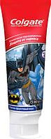 Colgate Batman детская зубная паста Защита от кариеса /6+ лет/ 75 мл