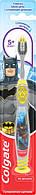 Colgate Batman зубная щетка для детей супермягкая /5+лет/  1 шт