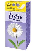 Lidie ежедневные прокладки Normal Deo 25шт