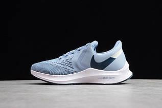 Кроссовки женские Nike Zoom Winflo 6 / WFL-006 (Реплика)
