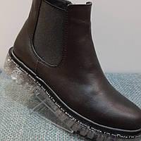 Женские демисезонные ботинки, 37,38,39