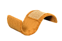 Когтеточка-дряпка Мур-Мяу Волна 50 см Коричневая (hub_pWBs66950)