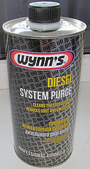 Рідина для промивання дизельних форсунок Renault (wynn's WYNNS DSP)(1л)(висока якість)