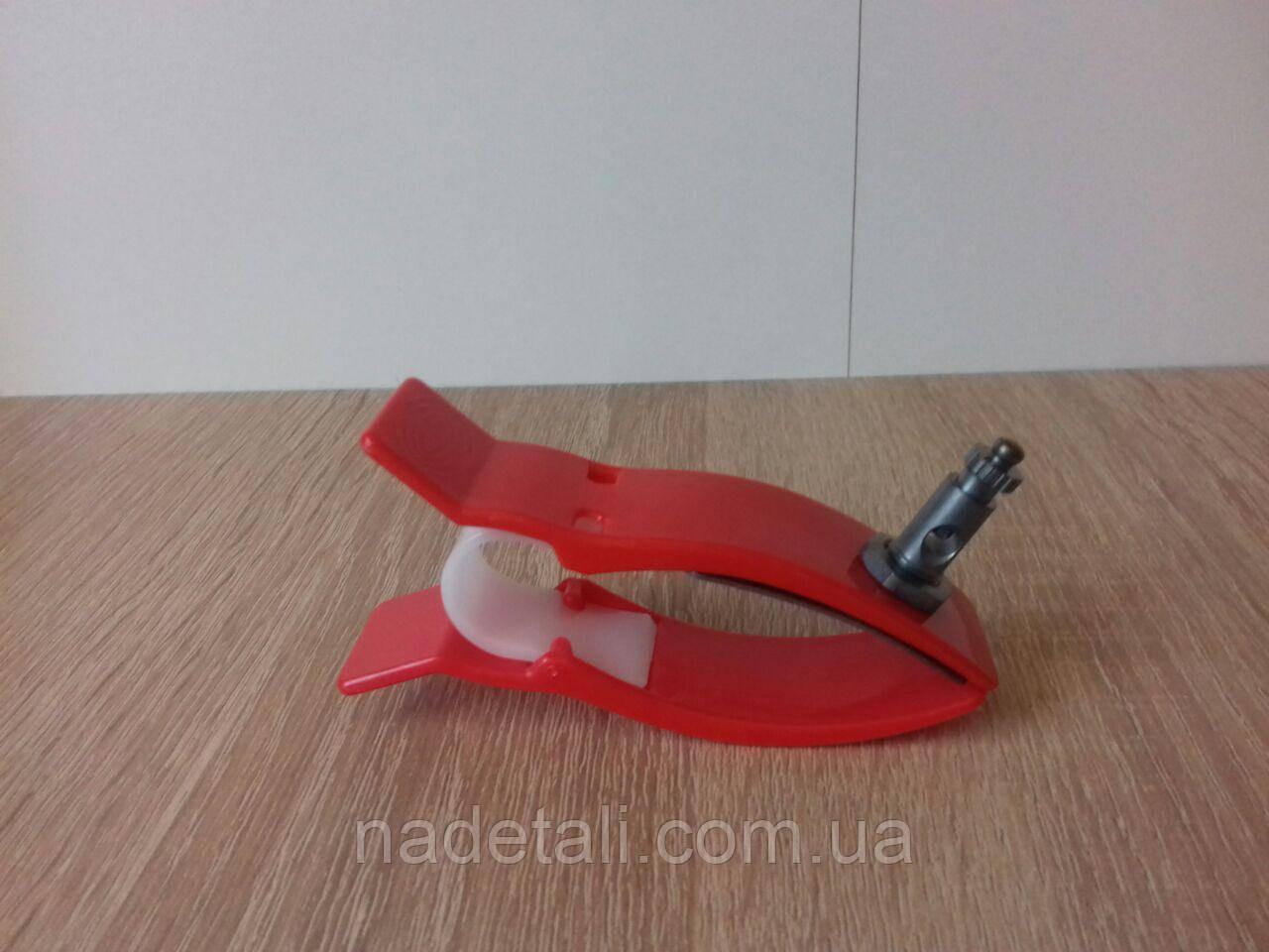 Электрод-прищепка детский EF Medica красный