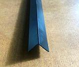 Угол алюминиевый 30х30х1,5 равнополочный равносторонний, фото 4