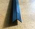 Угол алюминиевый 30х30х1,5 равнополочный равносторонний Черный матовый (краш), фото 2