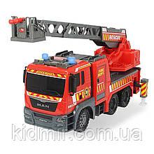Пожежна машина Man світло і звук Dickie 3719017